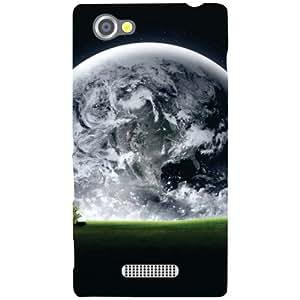 Sony Xperia M Back Cover - Nature Designer Cases