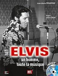 Elvis - Un homme, toute la musique vol 2 1968-1977 + CD