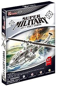 Mehano 58100-Puzzle AH-1Huey Cobra