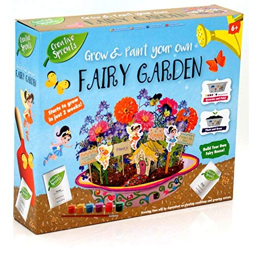 Photo Gallery creative sprouts grow & paint your own fairy flower garden