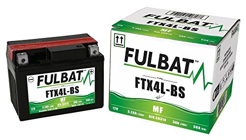 Generic Trigger 50 SM, Competition, One, FTX4L-BS wartungsfreie AGM, MF Fulbat Batterie