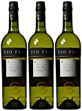 Product Image of Tio Pepe Wine Extra Dry Light Sherry 75 cl (Case of 3)