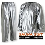Sauna Sweat Suit - Helps You Lose Weight - S/M (Unisex)