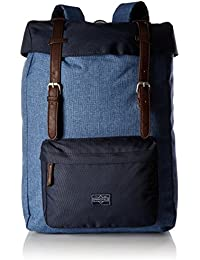 Springfield 969591, Mochila para Hombre, Azul (Marine Blue), 13x30x40 cm (W x H x L)