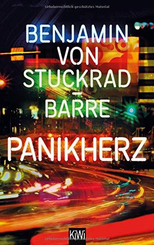 Buchcover Panikherz
