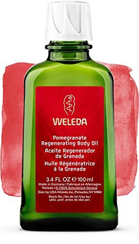 Aceite Corporal Regenerador Granada - Weleda 100 ml