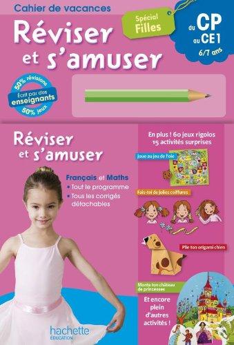 REVISER ET S'AMUSER - Filles CP/CE1