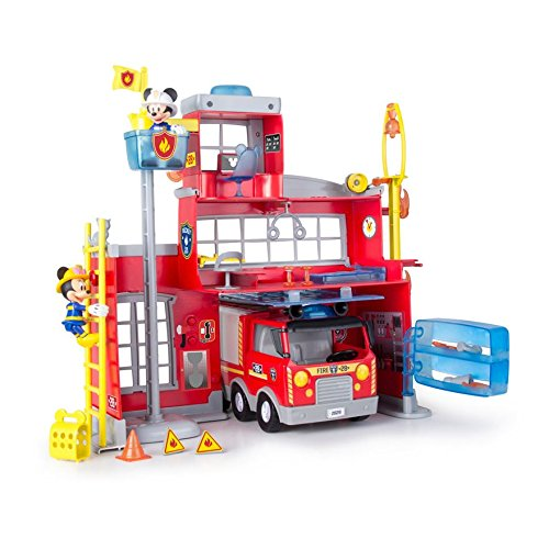 Mickey Mouse Fire Station (Station Mouse)