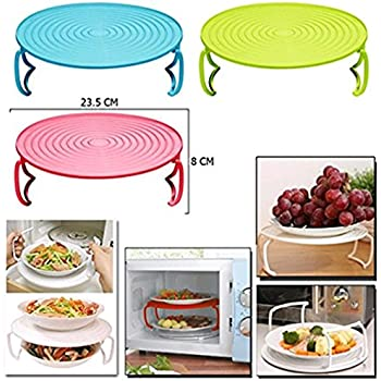 KitchenCraft 23 cm Microwave Carrying Tray