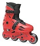 Roces Orlando III 400687 Roller Enfant Rouge 25/29