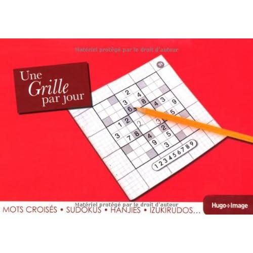 UN JEU DE GRILLES PR JOUR 2013