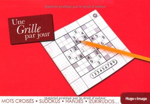 UN JEU DE GRILLES PR JOUR 2013 par COLLECTIF
