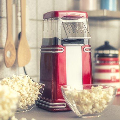 # Gadgy ® Popcorn Machine | Retro Macchina Pop Corn Compatta | Aria Calda Senza Olio Grasso confronta il prezzo online