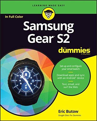 Samsung Gear S2 For Dummies Samsung Dummy