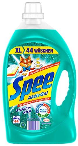 Spee AktivGel Frische-Kick, 1er Pack (1 x 44 Waschladungen)