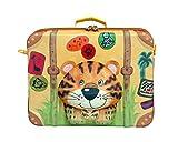 Okiedog - Valigia Wildpack per bambini, motivo: Tigre