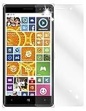 dipos Pellicola protettiva per Nokia Lumia 830 (confezione da 6 pezzi) - cristallo pellicola di protezione del display