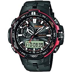Casio Pro Trek Tough Solar PRW-6000Y-1ER Reloj de Pulsera para hombres Multiband 6 & Solar
