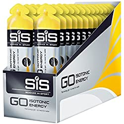 Gel Energético GO Isotonic Energy Gel SIS Piña 30 x 60ml