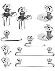 Fortune Premium 10 - Pieces Stainless Steel Bathroom Access