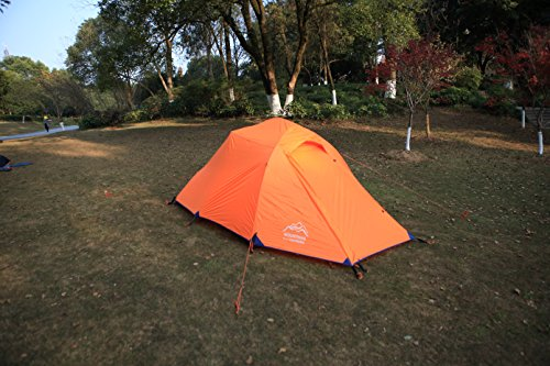 C&ing Tents Mountains beyond Mountains 2-3 Person 4 Seasons Double Layer Backpacking ... & Camping Tents Mountains beyond Mountains 2-3 Person 4 Seasons ...