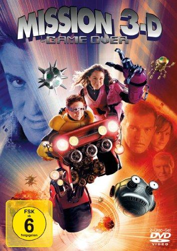 Mission 3D - Game Over [2 DVDs] - 3d Spy Kids