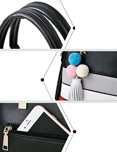 Borse A Tracolla Messenger Bag Trend Fashion Handbags Di Temperamento C