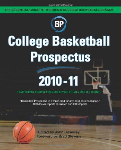 College Basketball Prospectus 2010-11 por John Gasaway