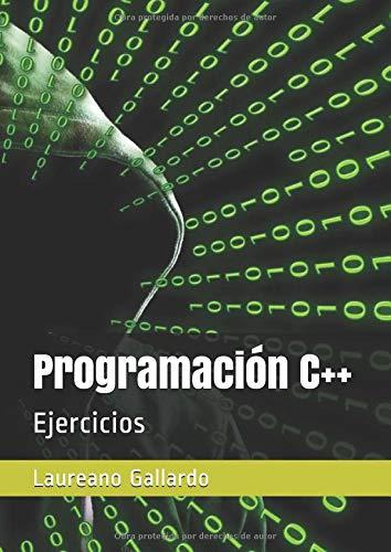 Programación C++: Ejercicios