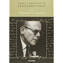 Introducción a la Filosofía (Obras Completas Leonardo Polo)