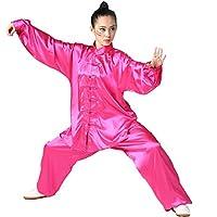 Zooboo Uniform für Kung Fu/ Tai Chi, Unisex, südkoreanische Seide