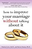 Best Books About Lives - How to Improve Your Marriage Without Talking about Review