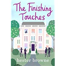 The Finishing Touches: A Laugh-Out-Loud Romantic Comedy with a Vintage Twist