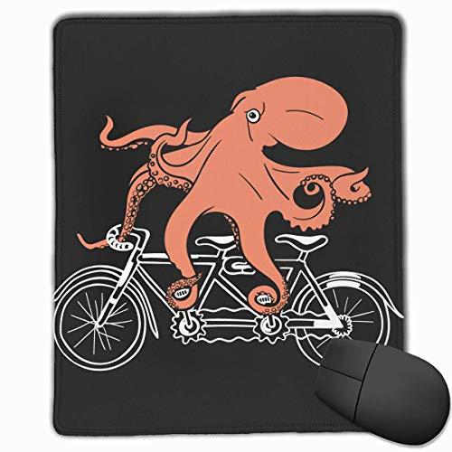 Funny Octopus Bike Office Rectangle Non-Slip Rubber gebraucht kaufen  Wird an jeden Ort in Deutschland