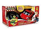 Mac Due Sablon 500244 - Motorama Ferrari Italia 458, mein erstes ferngesteuertes Auto,rot/gelb