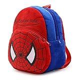 KIDDYBO Sac à Dos Enfant bébé Fille garçon crèche école Maternelle Cartable Animaux (Spider Man)