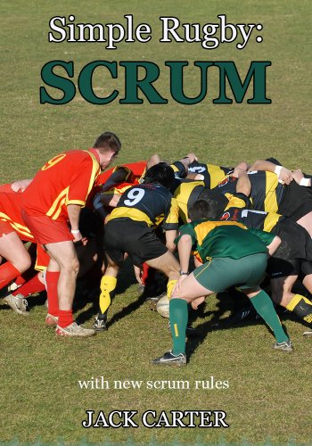 Rugby Scrum (Simple Rugby Book 1) (English Edition)