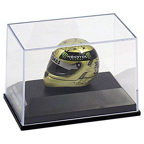 Conmemoración M. Schumacher Mercedes F1 W03 20th Aniversario GP Spa F