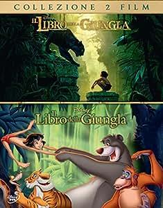 Libro della Giungla Live Action + Animation (2 DVD)