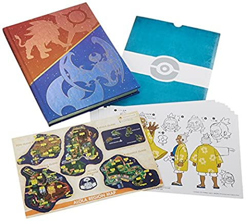 Pokemon Sun and Pokemon Moon: Official Collector's Edition Guide
