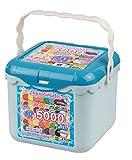 #5: Aqua beads 5000 beads bucket set