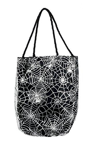 Kindes Kostüm Spinne Halloween (Boland 72015 - Handtasche)