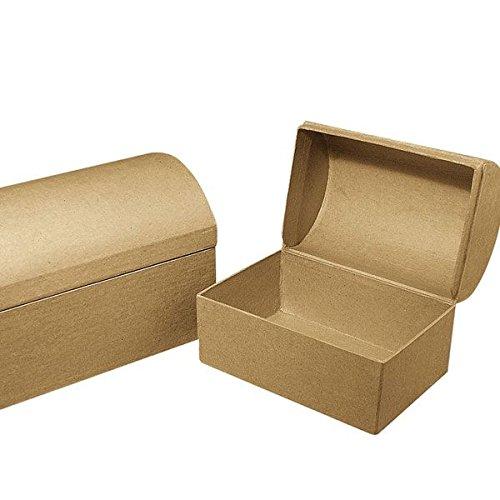 RAYHER - 8110800 - de papel maché para baúl, 18 x 12,5 cm