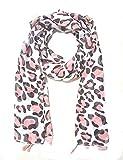 #10: Icw Women's Chiffon Scarf (Fashion56_Multicolor_Small)