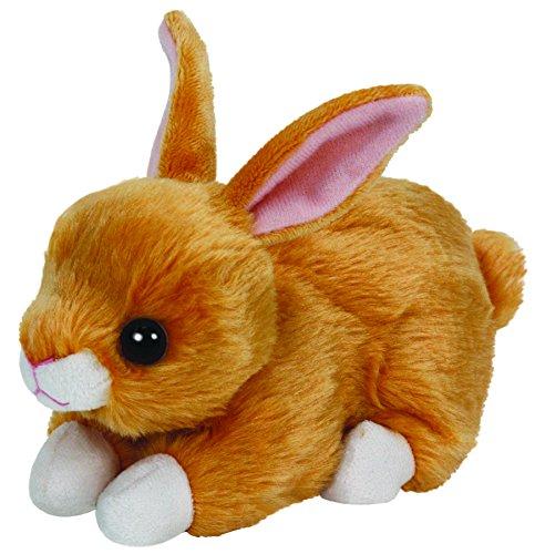ty-ty41141-peluche-beanie-babies-small-lapin-marron