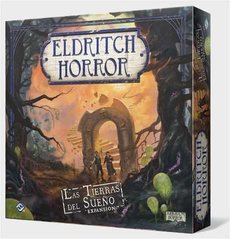 Eldritch Horror: Las tier