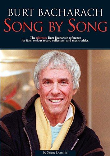 Burt Bacharach: Song By Song (English Edition)