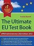 Image de The Ultimate EU Test Book 2012