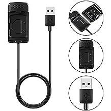 USB Cable de carga para corazón tasa detección inteligente pulsera Armlet Cargador de base de carga