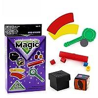 JYC 2018 Magic Classic Vanishing Ball and Vase Party Magic Trick Set Magic Props Show Toy (# F)